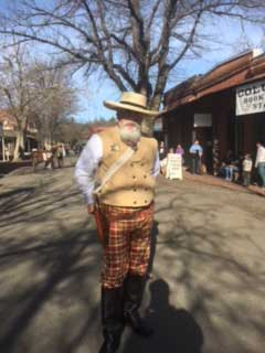 Customer photos wearing The Sheriff's In Town