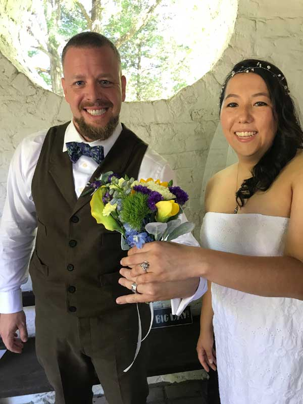 Customer photos wearing The Perfect Day