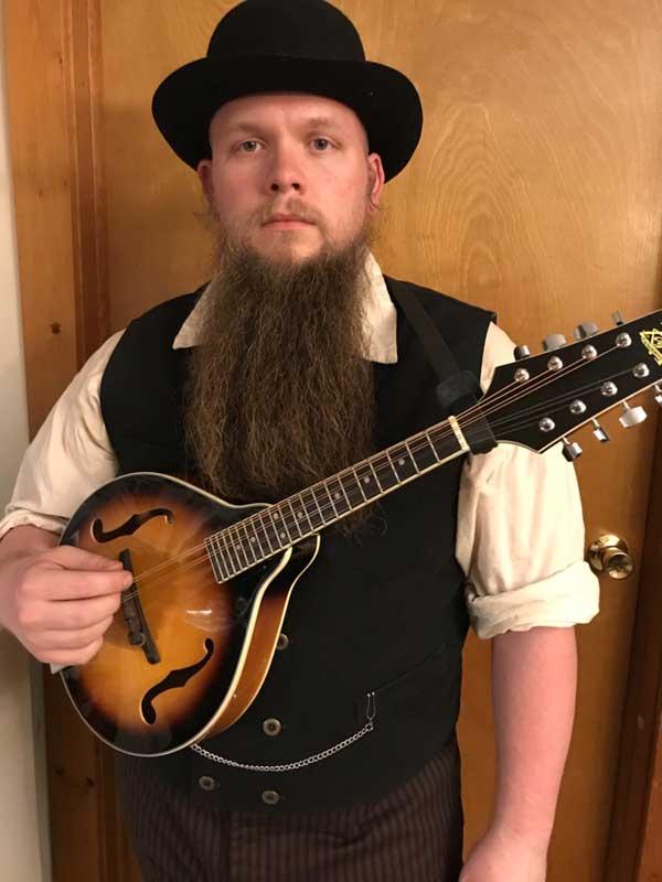 Customer photos wearing Songs As Long As My Beard