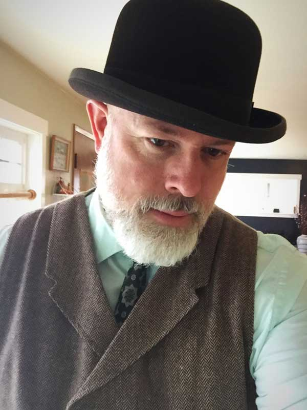 Customer photos wearing Hat for Any Occasion