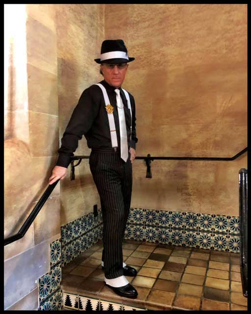 Customer photos wearing Spats Make the Man