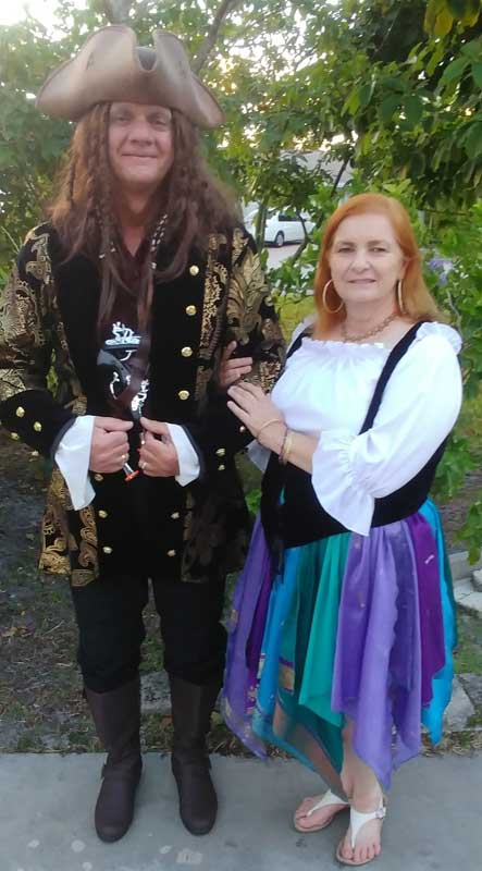 Customer photos wearing Arrr, A Pirates Life For Me