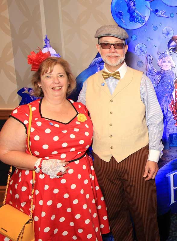 Customer photos wearing Dapper Disney Couple