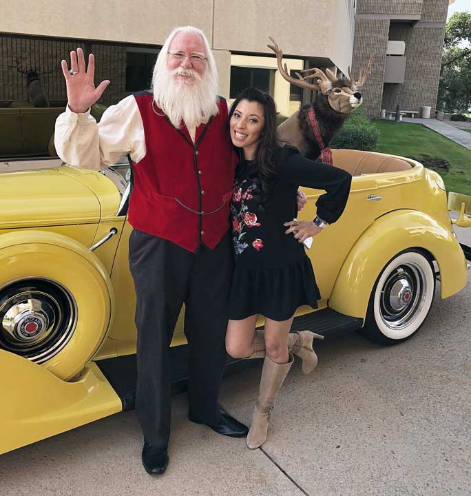Customer photos wearing [Editors Pick] Santa's Got A Brand New Sleigh