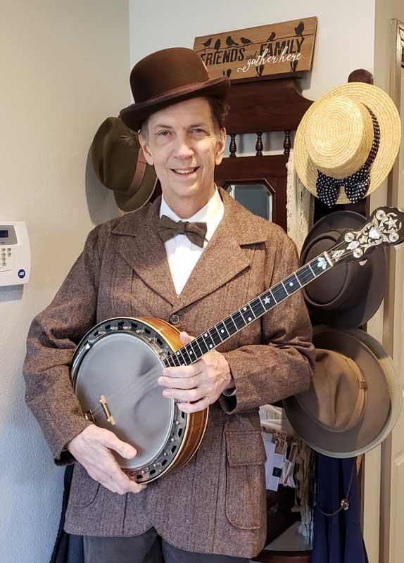 Customer photos wearing [Editors Pick] Early Banjoists