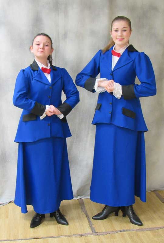 Customer photos wearing [Editors Pick] Who's the Real Mary Poppins