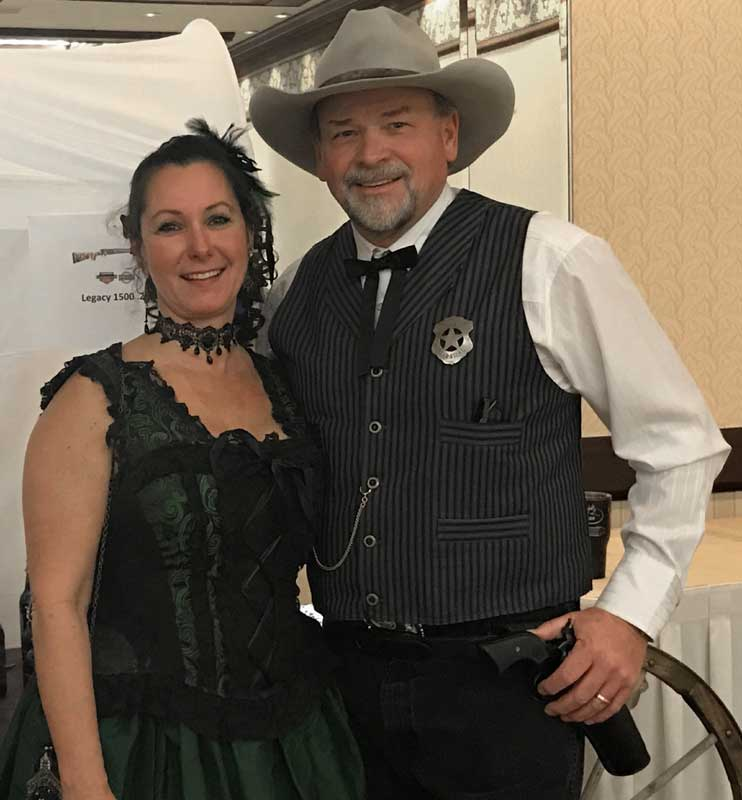 Customer photos wearing Old West Wildlife