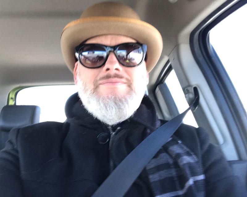 Customer photos wearing Driving While Stylish