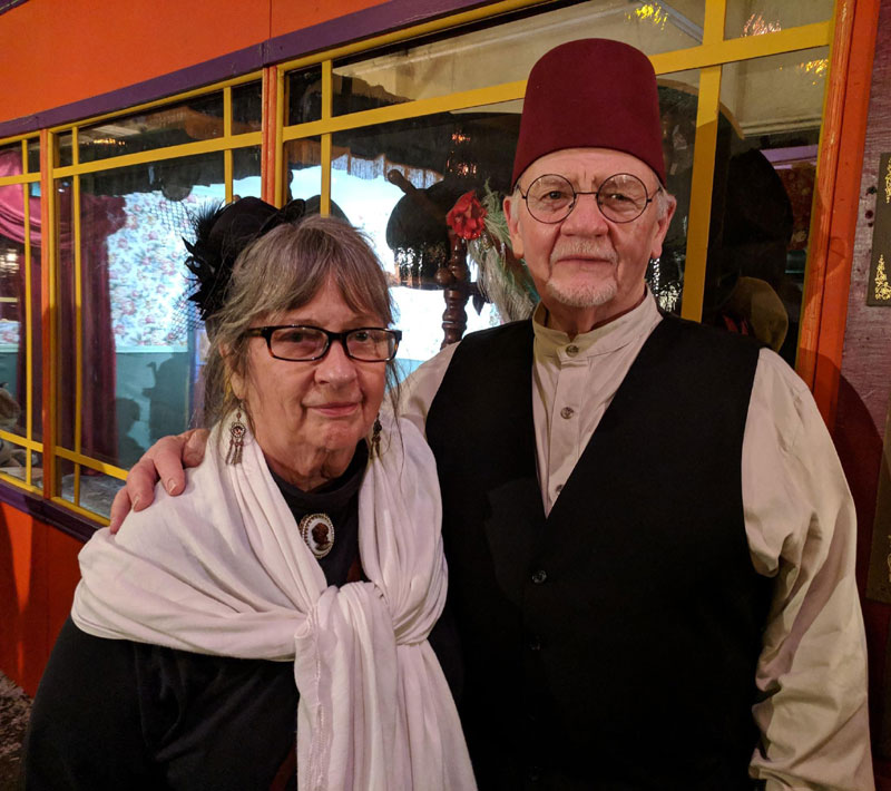 Customer photos wearing A Fez for Everyone