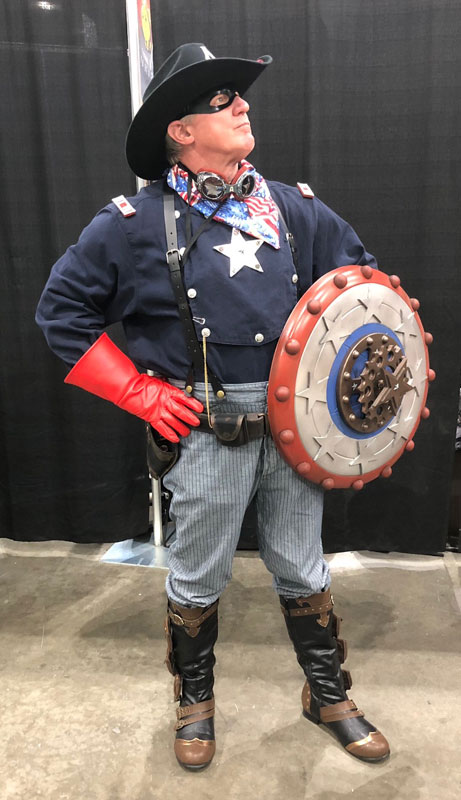 Customer photos wearing [Editors Pick] Avengers! Assemble