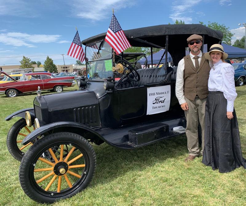 Customer photos wearing Vintage Car Show