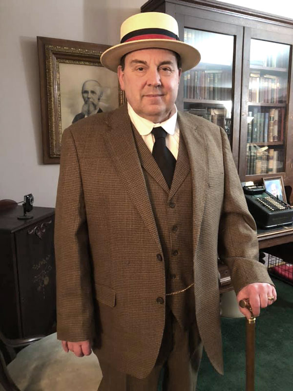 Customer photos wearing Dandy Watson