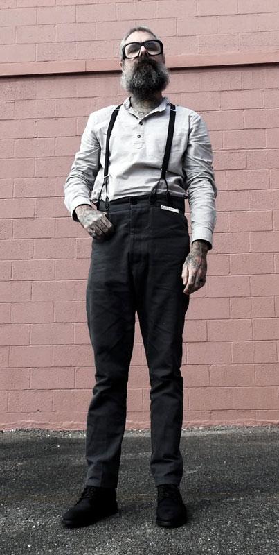 Customer photos wearing [Editors Pick] Victorian Hipster