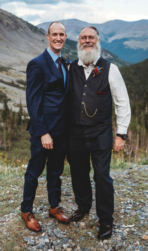 Customer photos wearing Mountain Gentlemen