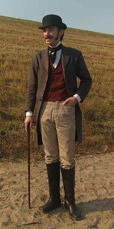 Customer photos wearing Victorian Exploration