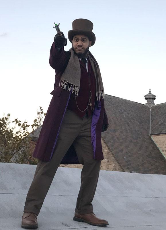 Customer photos wearing [Editors Pick] Doctor Wonka?