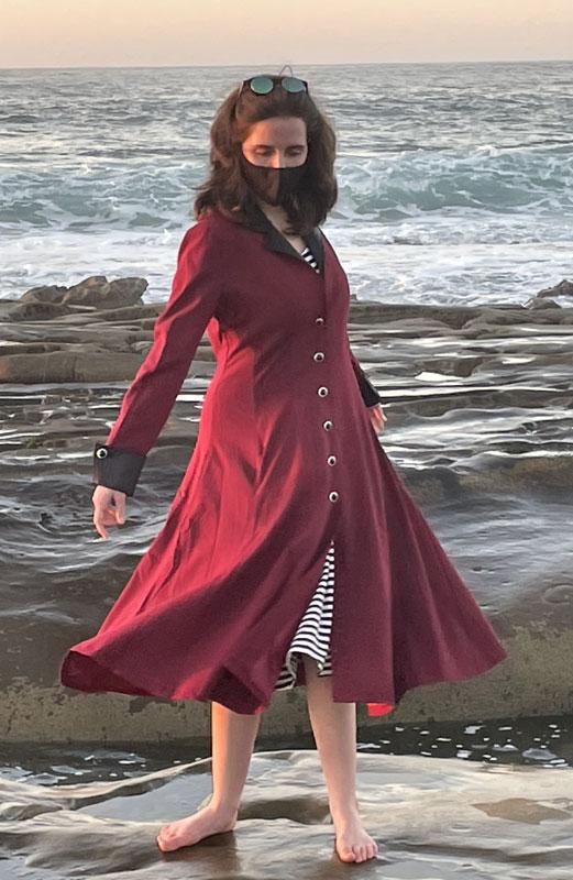 Customer photos wearing [Editors Pick] Quarantine Beach Wear
