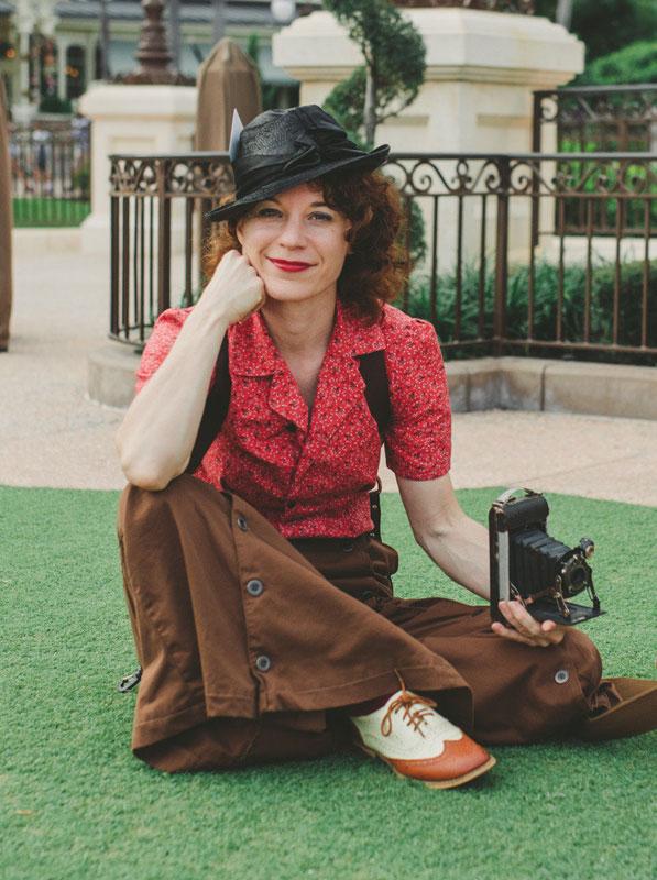 Customer photos wearing [Editors Pick] Vintage News