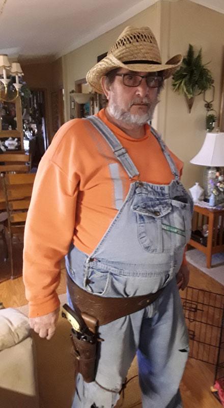 Customer photos wearing Get Those Varmints
