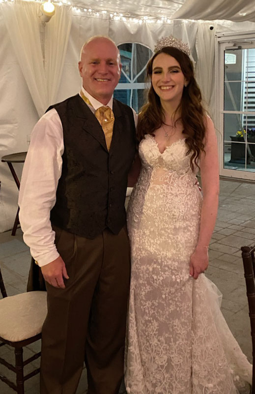 Customer photos wearing [Editors Pick] Fairy Tale Wedding