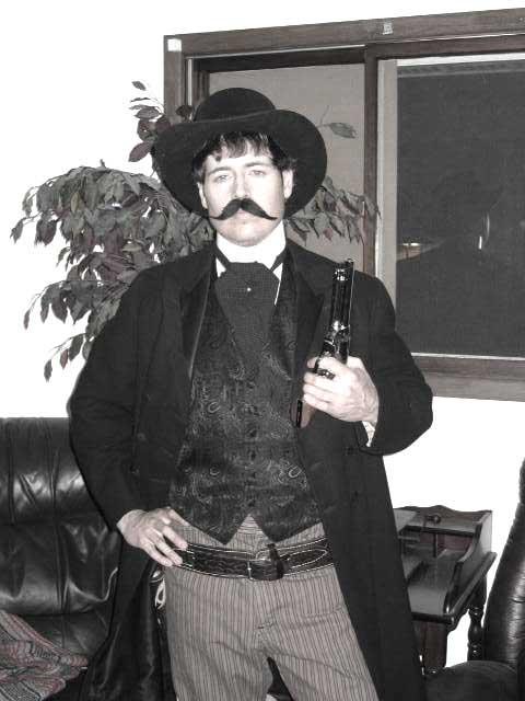 Customer photos wearing Big Bad John