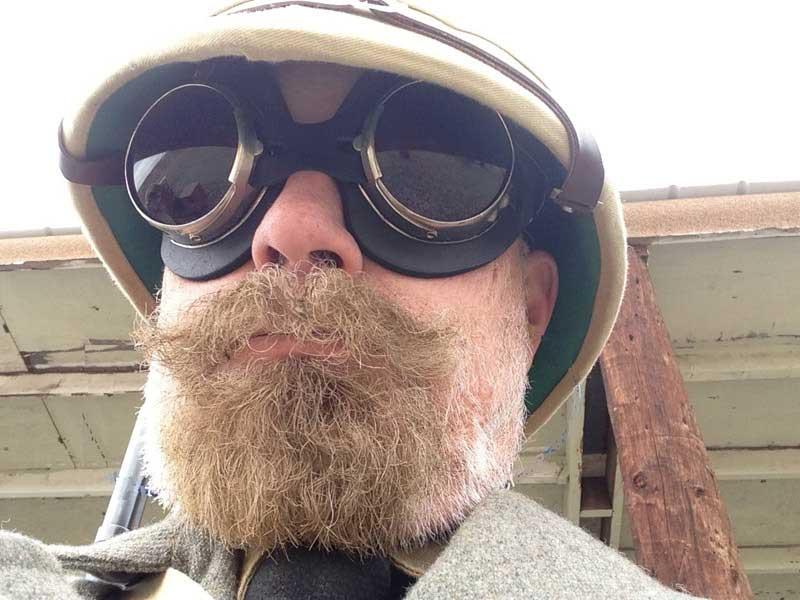 Customer photos wearing Geared Up