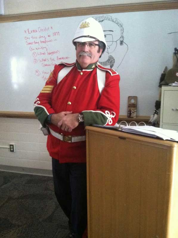 Customer photos wearing Bringing History Alive in the Classroom