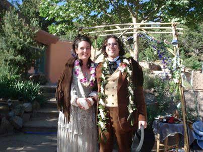 Customer photos wearing Wedded Bliss