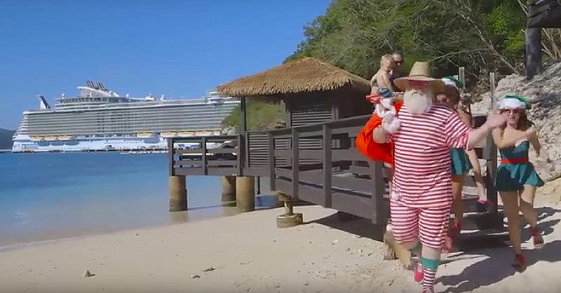 Customer photos wearing Santa Is Back In Town