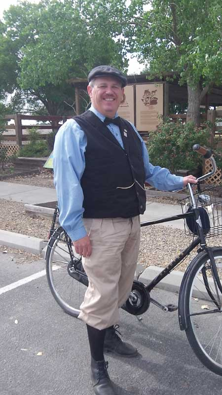 Customer photos wearing Living History in the San Joaquin Valley