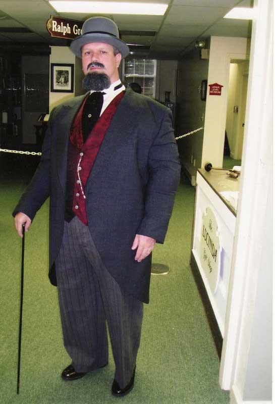 Customer photos wearing John Busch, Brewer