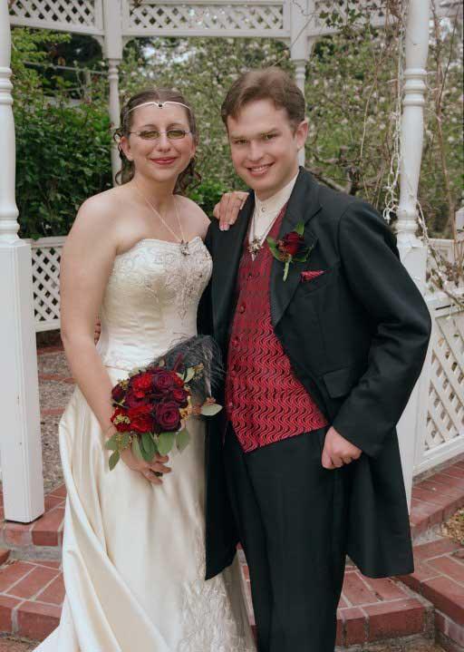 Customer photos wearing Matrimonial Bliss