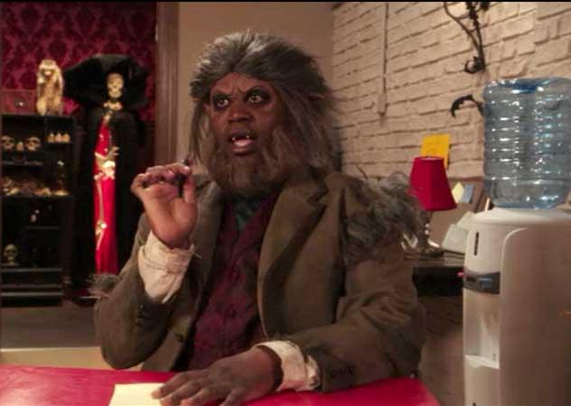 Customer photos wearing The Articulate Gentleman Warewolf