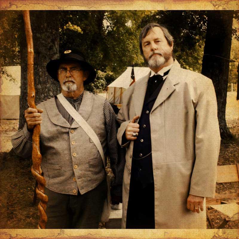 Customer photos wearing Portrayal of Jefferson Davis