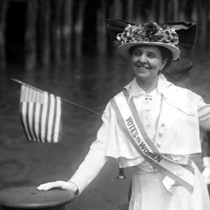 Suffragist / Suffragette Costume