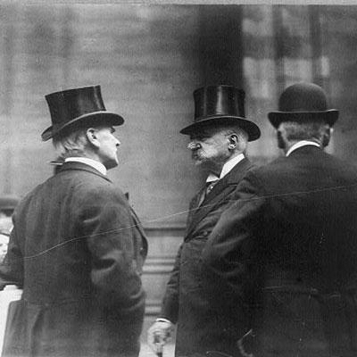 Victorian Mens Hats