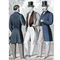 Mens Early Victorian Clothing Guide