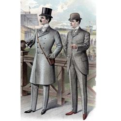 Mens Edwardian Clothing Guide