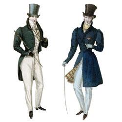 Mens Regency Clothing Guide