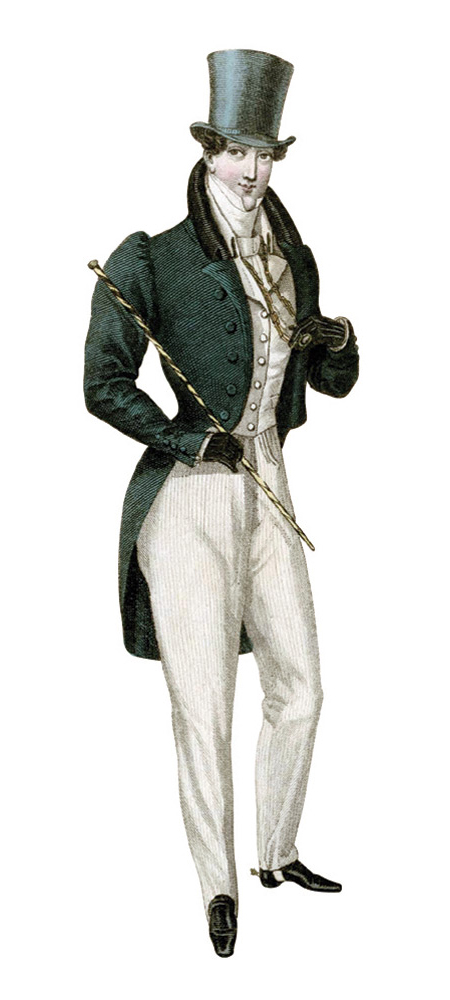 Mens Regency Clothing