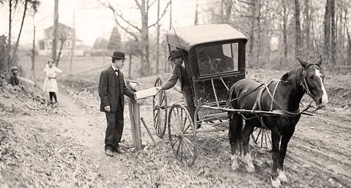 rural postman