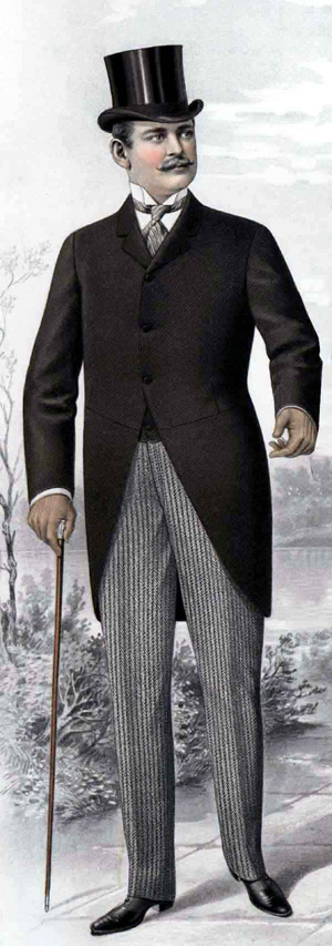 Mens Edwardian Clothing